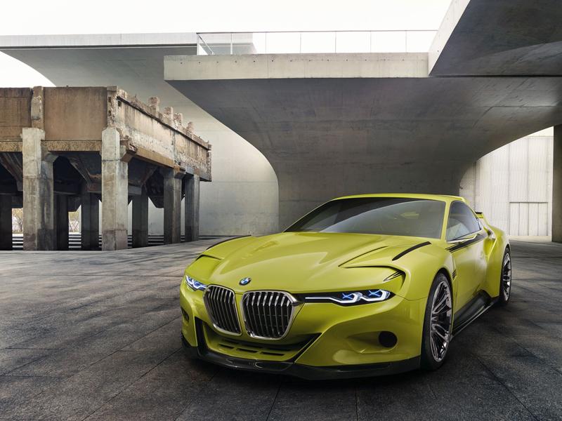DLEDMV - BMW CSL Hommage Concept - 10