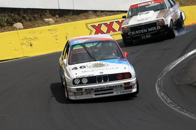 DLEDMV - BMW M3 E30 Onboard Bathurst 02