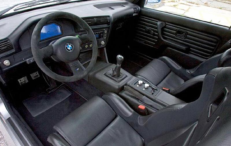 DLEDMV - BMW M3 e30 v10 DInan Motorsport 06