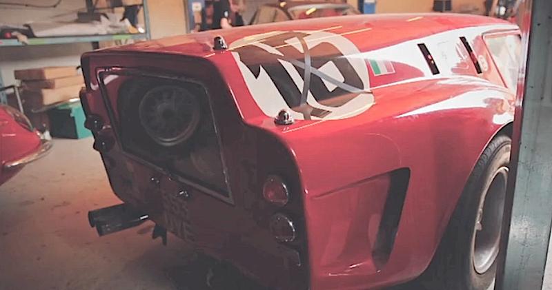 DLEDMV - Ferrari GTO London 09