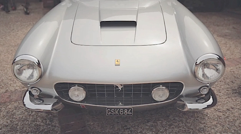 DLEDMV - Ferrari GTO London 10