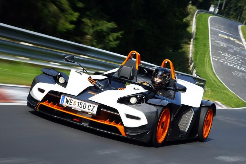 DLEDMV - KTM X-bow racing 06
