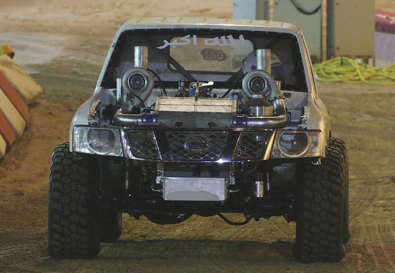 DLEDMV - Nissan Patrol Liwa Dune 3600 hp - 02