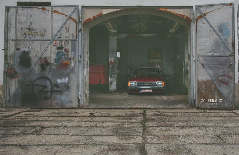 DLEDMV - Opel Coupé Commodore olds'kool - 10