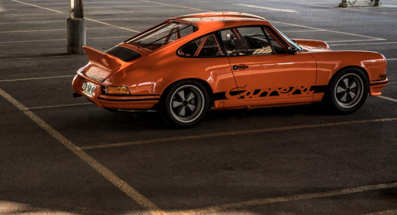 DLEDMV - Porsche 911 RS Outlaw Tuthill - 02