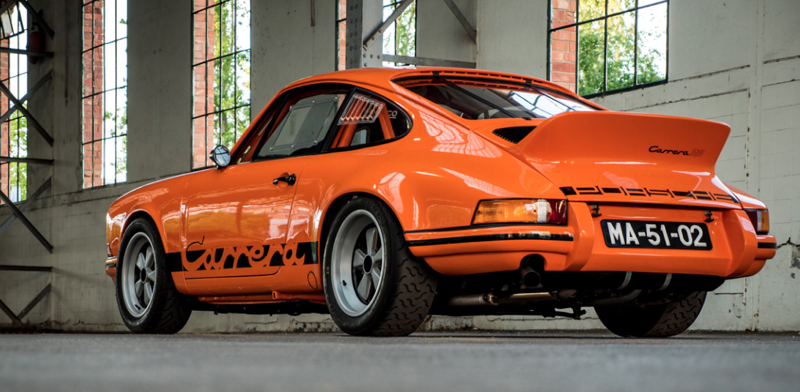 DLEDMV - Porsche 911 RS Outlaw Tuthill - 13