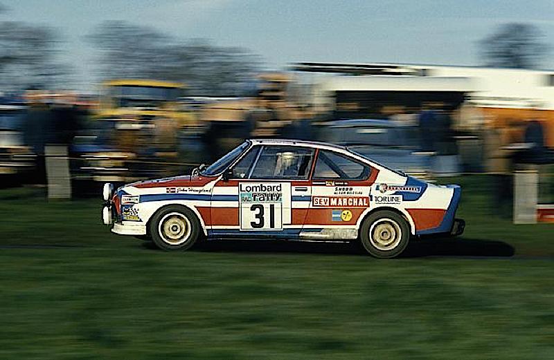 DLEDMV - RAC Lombard Rally 1976 - 01