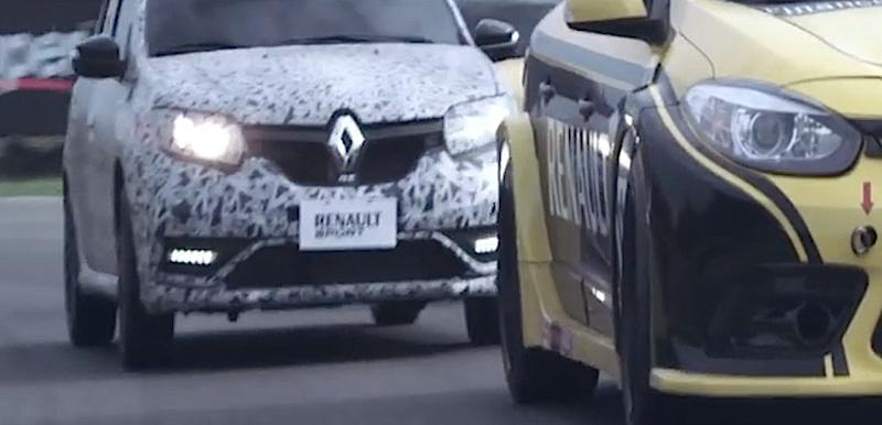 DLEDMV - Renault Sandero RS03