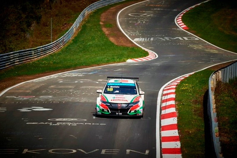 DLEDMV - WTCC Nurburgring 2015 - 01