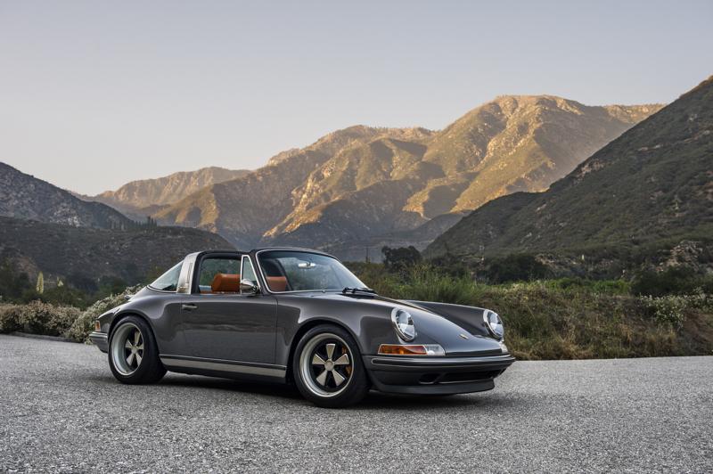 DLEDMV - Porsche 911 Targa Singer 4.0 l - 04