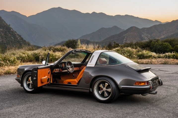 DLEDMV - Porsche 911 Targa Singer 4.0 l - 08