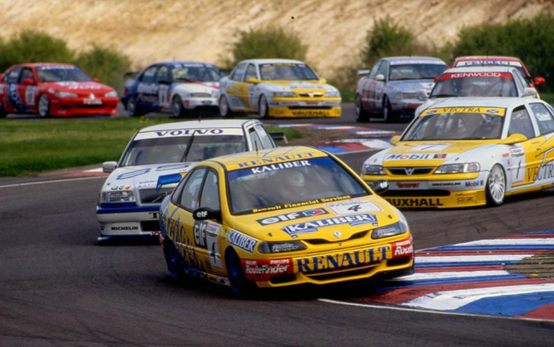 DLEDMV - Renault Laguna Williams BTCC Essai - 10