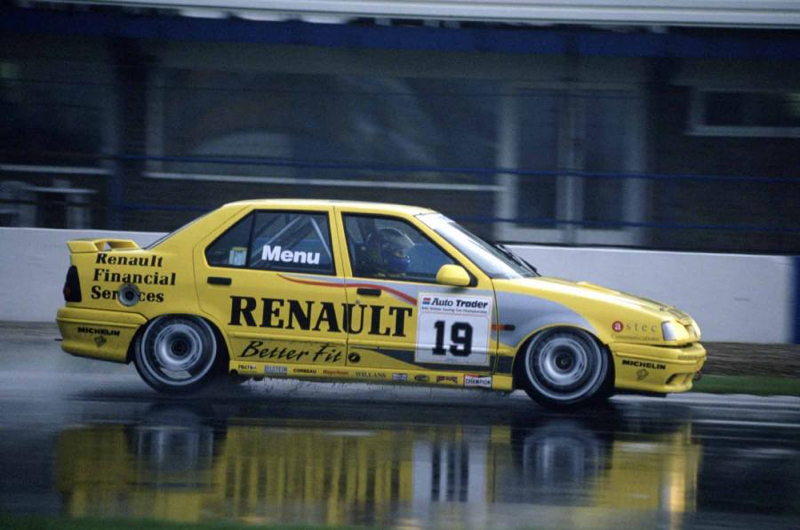 DLEDMV - Renault Laguna Williams BTCC Essai - 15