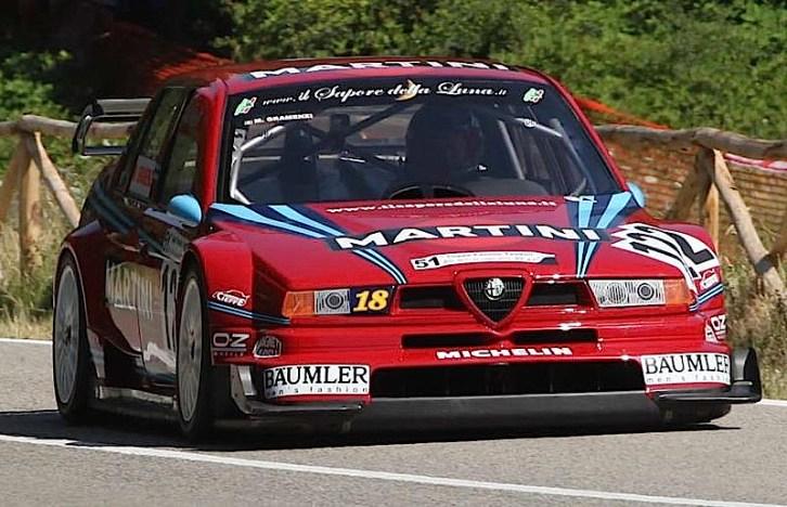 DLEDMV - Alfa 155 V6 DTM hillclimb monster - 03