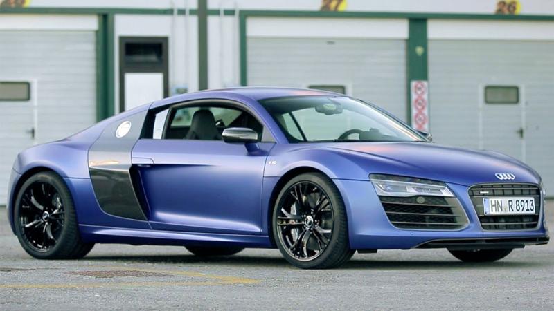 DLEDMV - Audi R8 V10 Plus Capristo & HRE -04