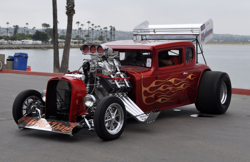 DLEDMV - Hot Rod Monster Wild -04