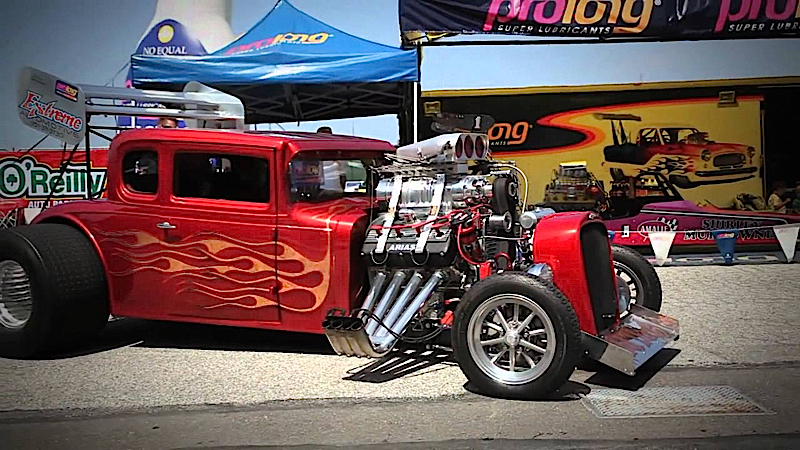 DLEDMV - Hot Rod Monster Wild -05