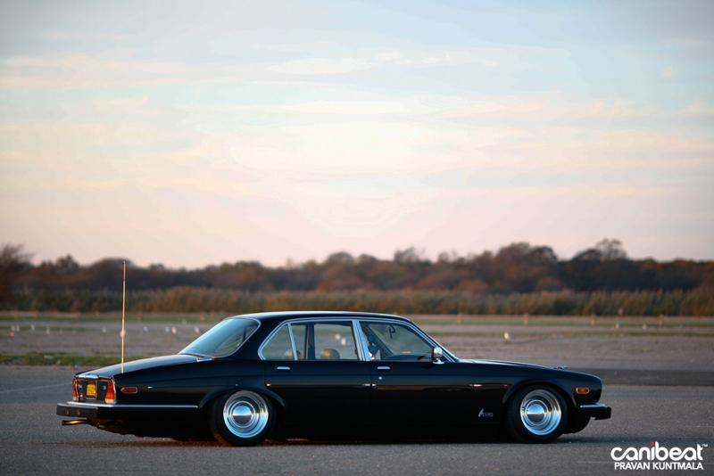 DLEDMV - Jaguar XJ6 airride vintage - 03