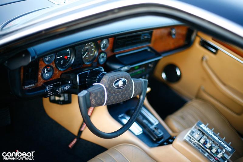 DLEDMV - Jaguar XJ6 airride vintage - 06