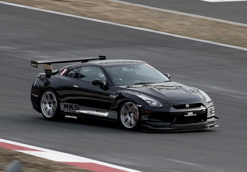 DLEDMV - Nissan GTR HKS Touge -11