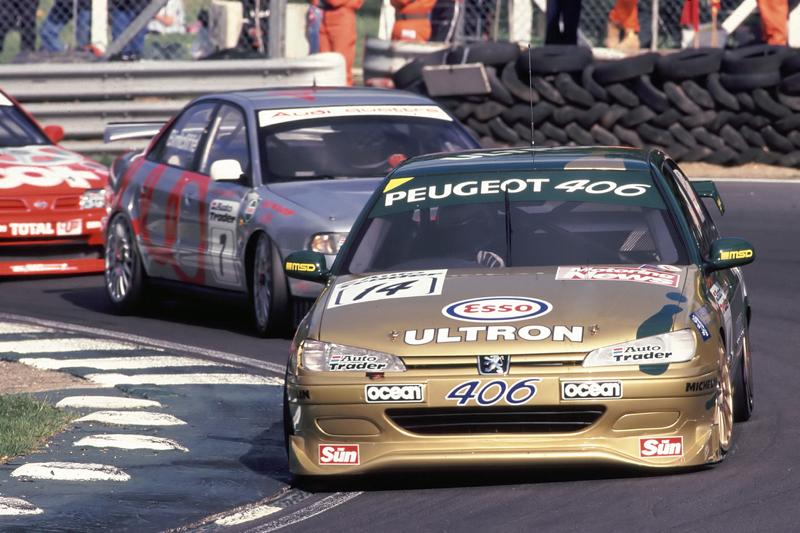 DLEDMV - Peugeot 406 Bathurst 1000 97 -07