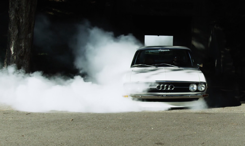 DLEDMV - Audi 100 Coupé LS accuair & rotiform - 01