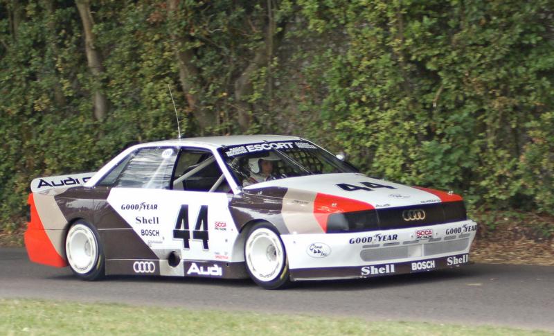 DLEDMV - Audi 200 Quattro TransAm - 02