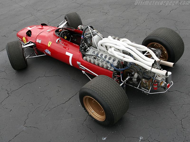 DLEDMV - Ferrari 312 P - 01