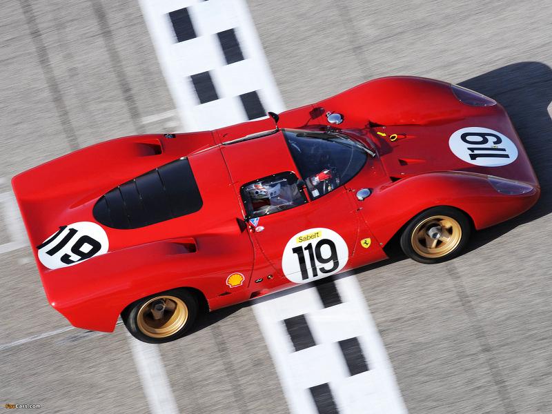 DLEDMV - Ferrari 312 P - 04