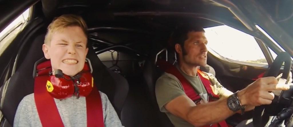 DLEDMV - Ferrari FXX Street legal Guy Martin - 02