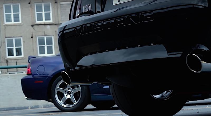 DLEDMV - Ford Mustang Mach 1 & Mystichrome - 05