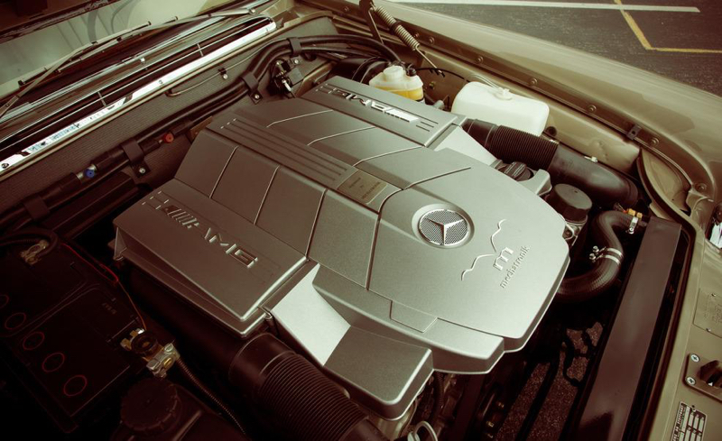 DLEDMV - Mercedes Benz 280 SE Mechatronik - 01