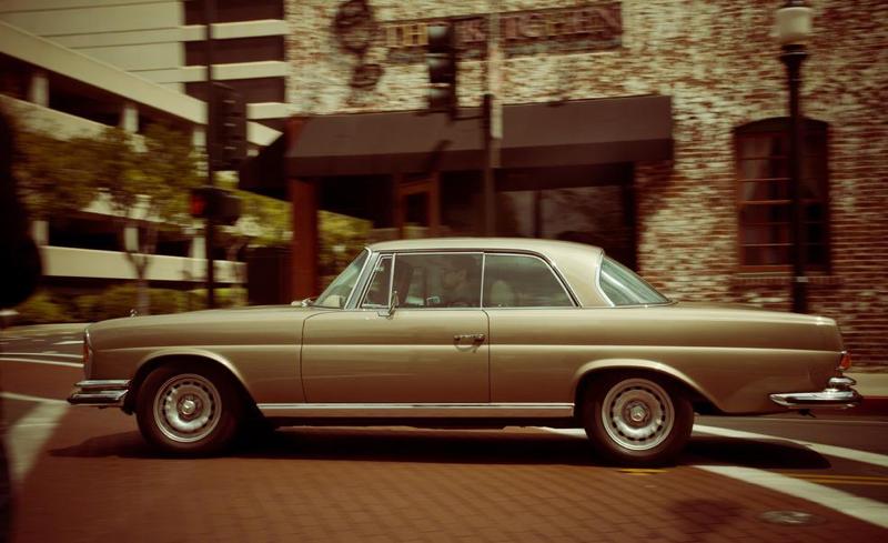 DLEDMV - Mercedes Benz 280 SE Mechatronik - 04