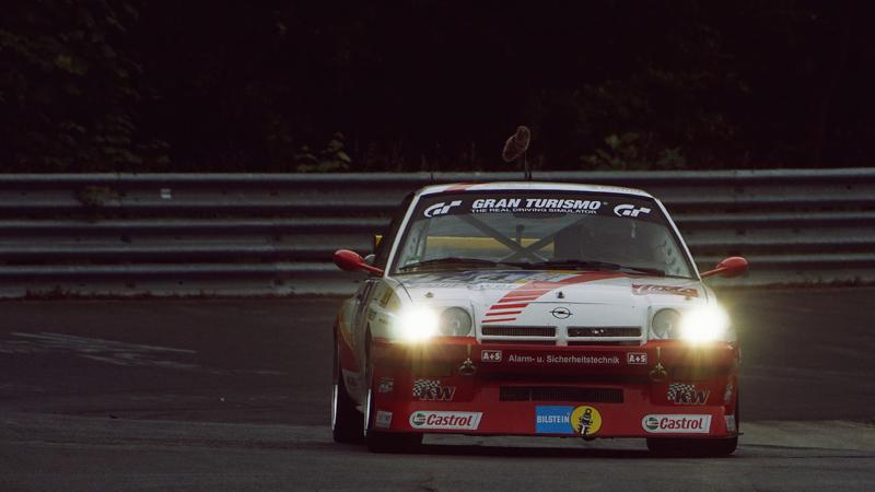 DLEDMV - Opel Manta Kissling Nurburgring - 01
