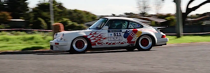 DLEDMV - Porsche 911 RS Targa Tasmania - 02