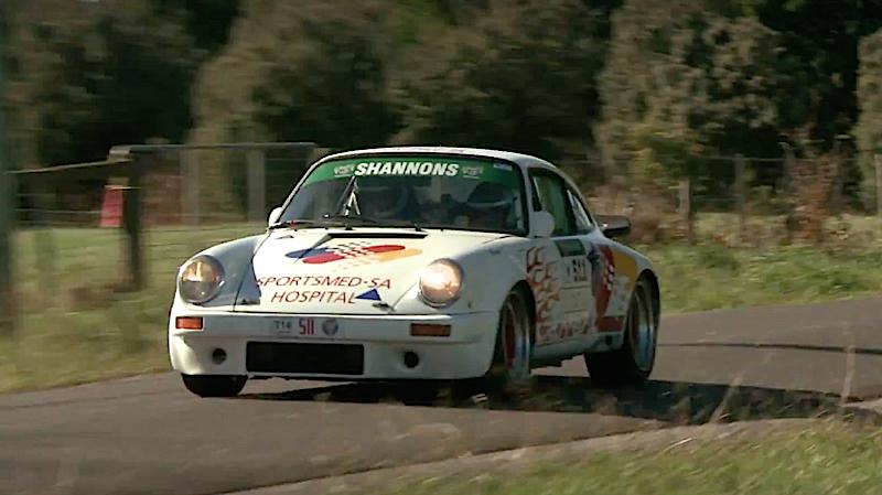 DLEDMV - Porsche 911 RS Targa Tasmania - 03