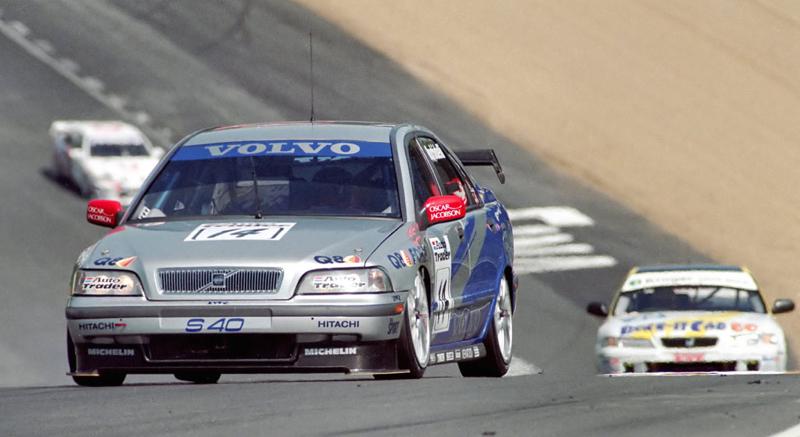DLEDMV - Volvo S40 BTCC - 01