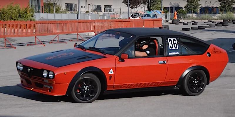 DLEDMV - Alfa GTV supercharged - 04