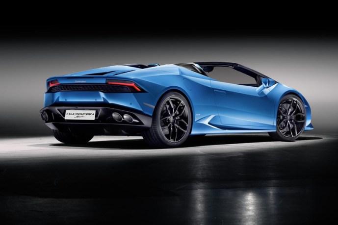 DLEDMV - Francfort 2015 best of Ferrari & Lambo Spider - 04