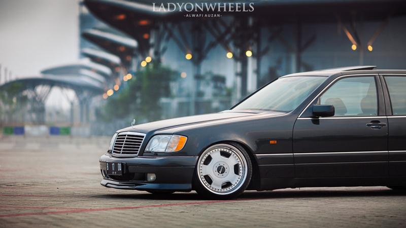 DLEDMV - Mercedes W140 S320 Lorinser - 06