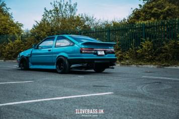 DLEDMV - Toyota AE86 swap V8 - 16