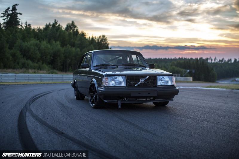 DLEDMV - Volvo 242 Swapped V10 BMW M5 - 08