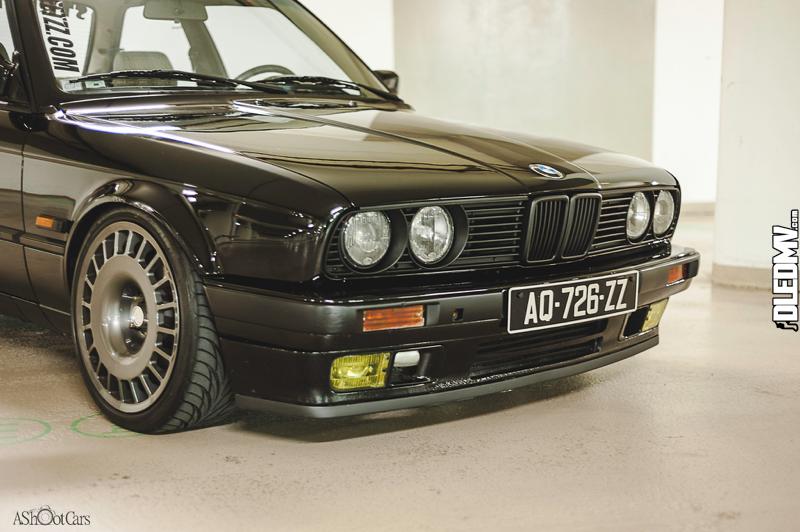 DLEDMV - BMW 318is E30 Ludo 6cyl turbo - 02