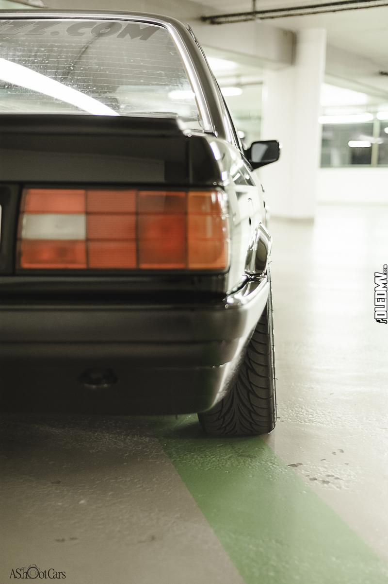 DLEDMV - BMW 318is E30 Ludo 6cyl turbo - 05