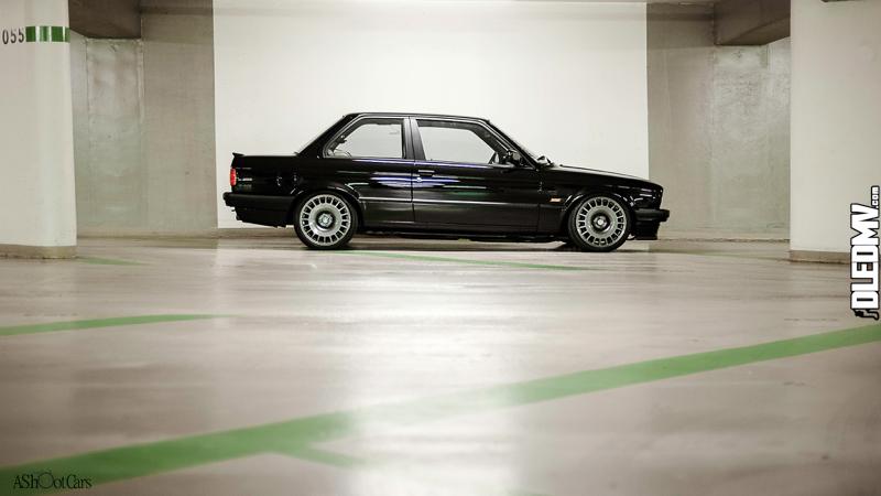 DLEDMV - BMW 318is E30 Ludo 6cyl turbo - 07