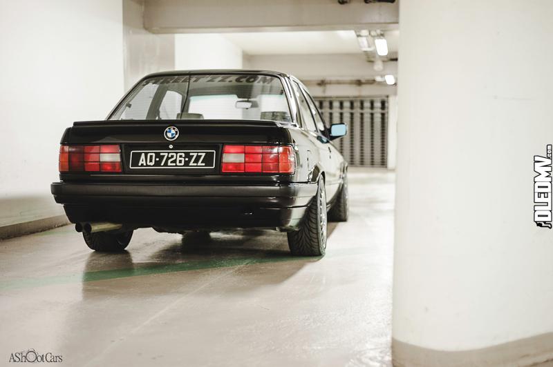 DLEDMV - BMW 318is E30 Ludo 6cyl turbo - 10