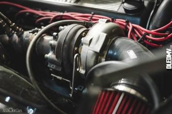 DLEDMV - BMW 318is E30 Ludo 6cyl turbo - 20