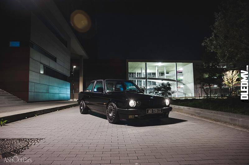 DLEDMV - BMW 318is E30 Ludo 6cyl turbo - 25