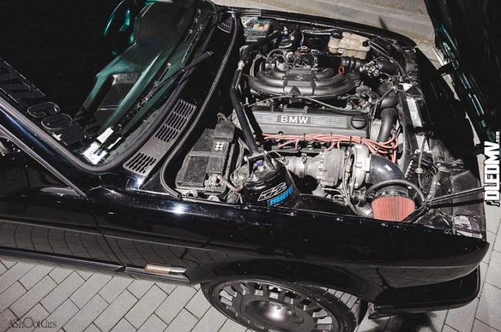 DLEDMV - BMW 318is E30 Ludo 6cyl turbo - 26