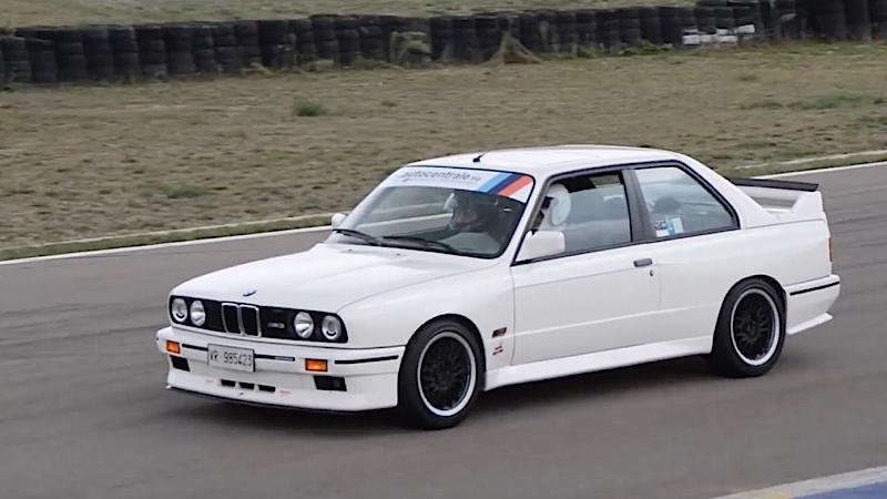DLEDMV - BMW M3 E30 Modène - 01